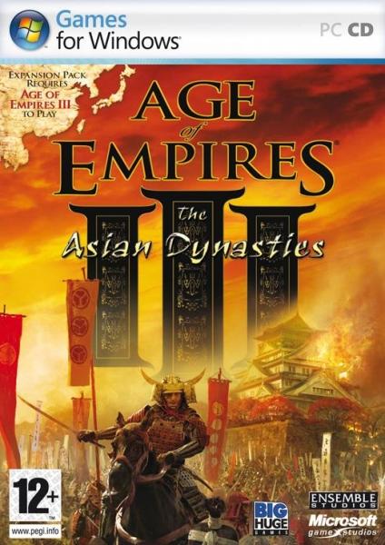 Age of Empires III: Asian Dynasties