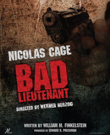 The Bad Lieutenant: Port of Calls New Orleans