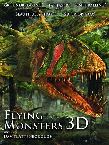 Sir David Attenborough\'s Flying Monsters