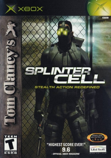 Tom Clancy´s Splinter Cell