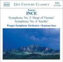 Kamran Ince: Symphonies Nos. 3 and 4