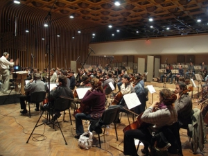 The Hostel (2005): Alan Wilson conducts in CNSO Studio