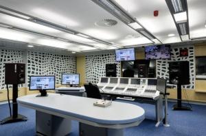 Czech Radio Studio No. 1 (photo courtesy Czech Radio)