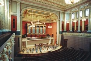 Dvorak Hall, Rudolfinum